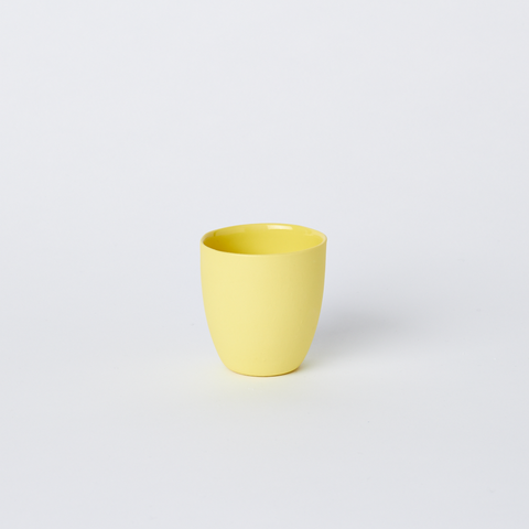 MUD Espresso Cup - Yellow