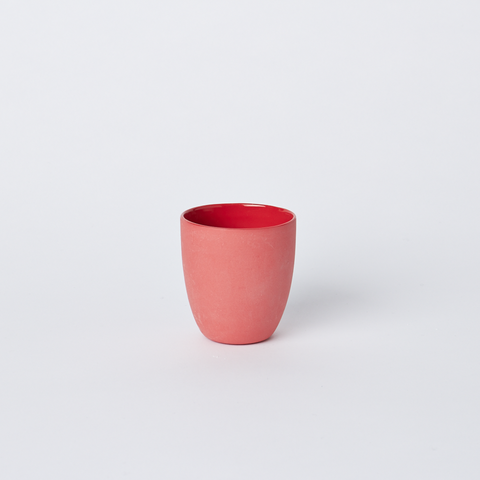 MUD Espresso Cup - Red