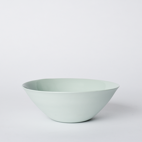 MUD Flared Bowl Cereal - Mist