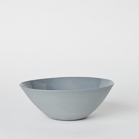 MUD Flared Bowl Cereal - Steel