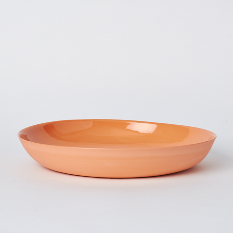 MUD Pebble Bowl Large - Orange