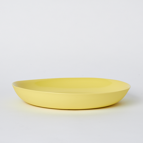 MUD Pebble Bowl Large - Yellow