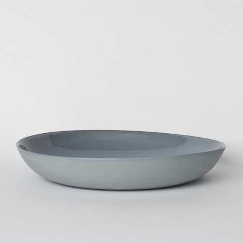 MUD Pebble Bowl Large - Steel