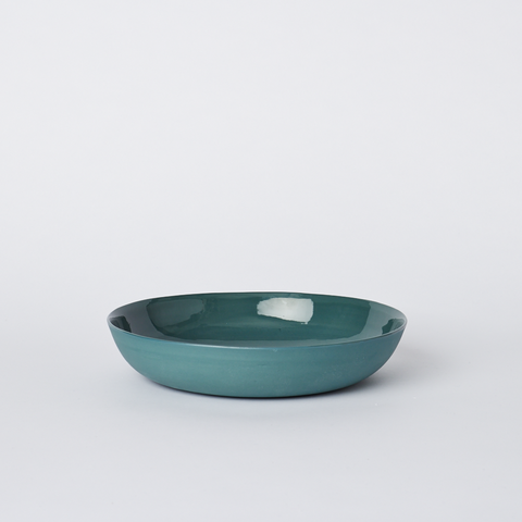 MUD Pebble Bowl Medium - Bottle Green