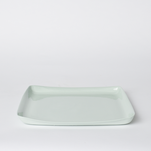MUD Square Platter Large - Mist