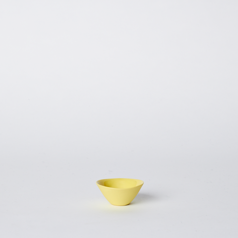 MUD Salt Dish - Yellow
