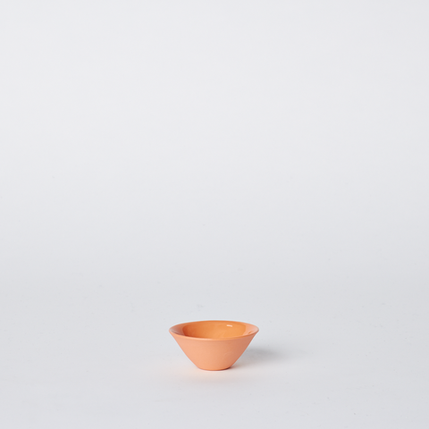 MUD Salt Dish - Orange