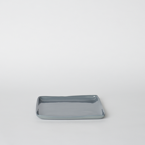 MUD Platter Square Medium - Steel