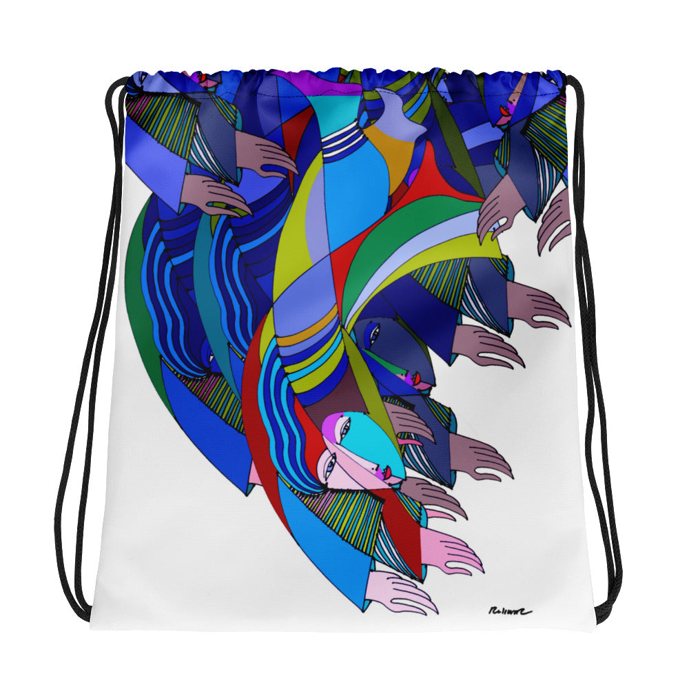 Drawstring bag - Rebwar B04