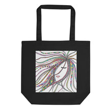 "Load image into Gallery viewer, Eco Tote Bag - ""Joy"" by Mina"