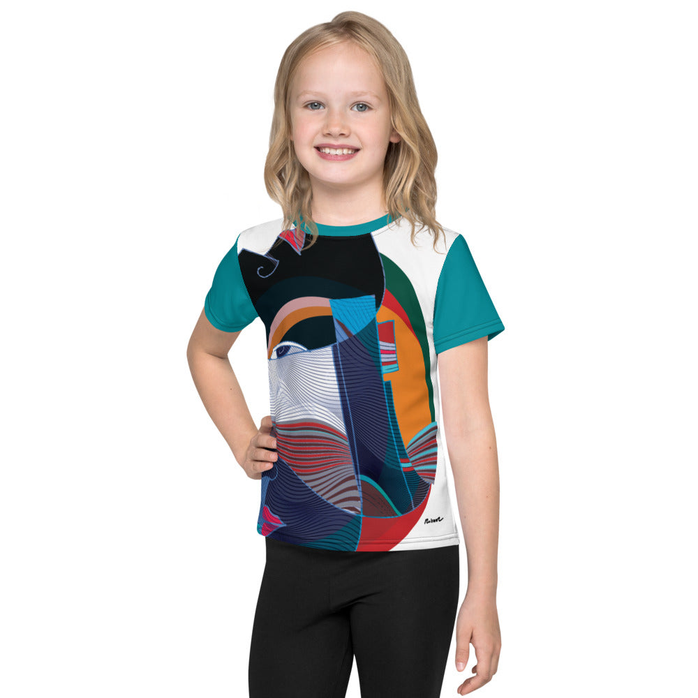 Kids T-Shirt - Rebwar S04