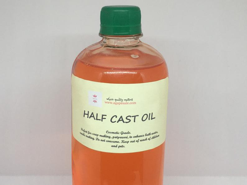 Halfcast oil Whitening Promixing Oil / Serum