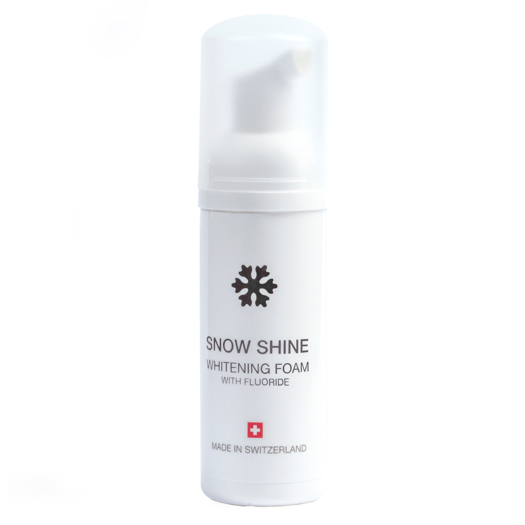 SNOW SHINE Whitening Foam 50ml