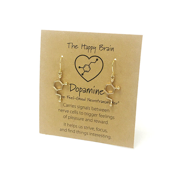 photo of dopamine earrings