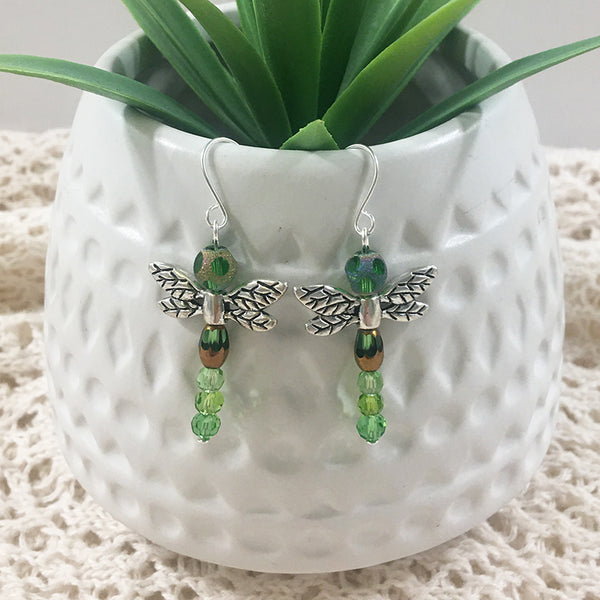 photo of earrings