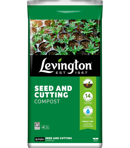 Levington Compost Levington Seed & Cutting Compost 20L