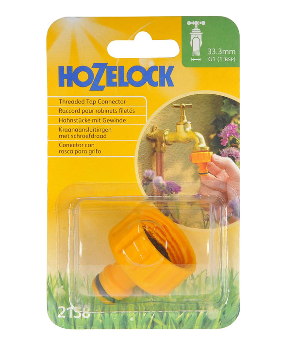 Hozelock Hozelock Connectors Hozelock Threaded Tap Connector 33.3mm
