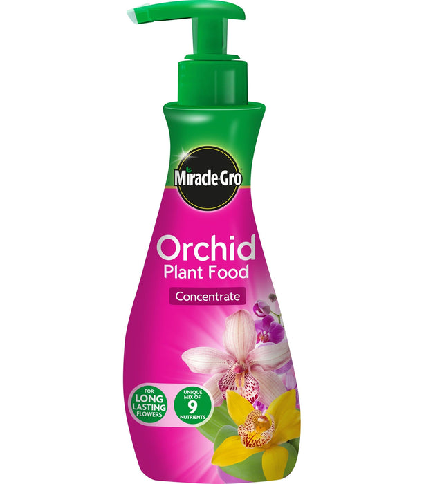 Miracle-Gro Orchid Plant Food Miracle-Gro Orchid Concentrate Plant Food 236ml