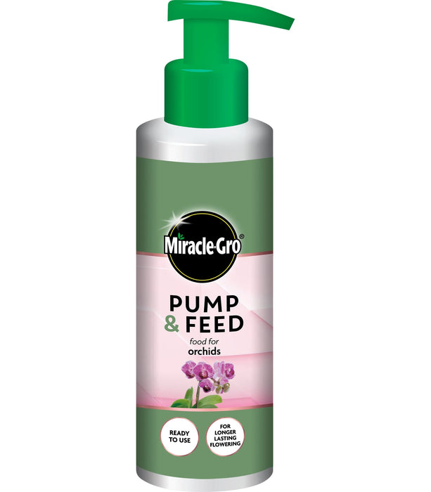 Miracle-Gro Orchid Plant Food Miracle-Gro Pump & Feed Orchid 200ml