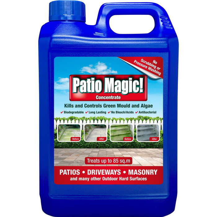 Patio Magic Patio Cleaner Patio Magic 2.5L 85m2