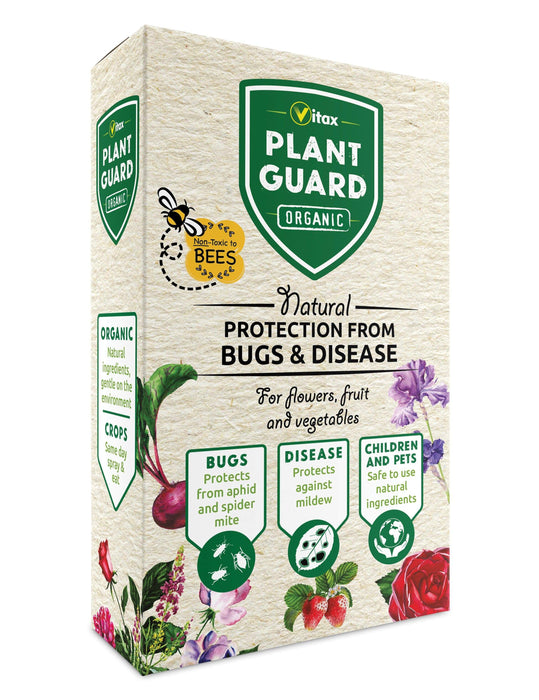 Vitax Pest Control Vitax Plant Guard Organic 250ml Concentrate