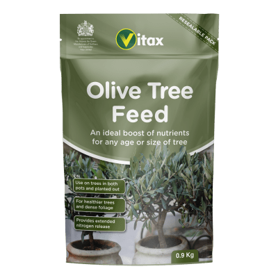 Vitax Plant Food Vitax Olive Tree Feed 0.9kg