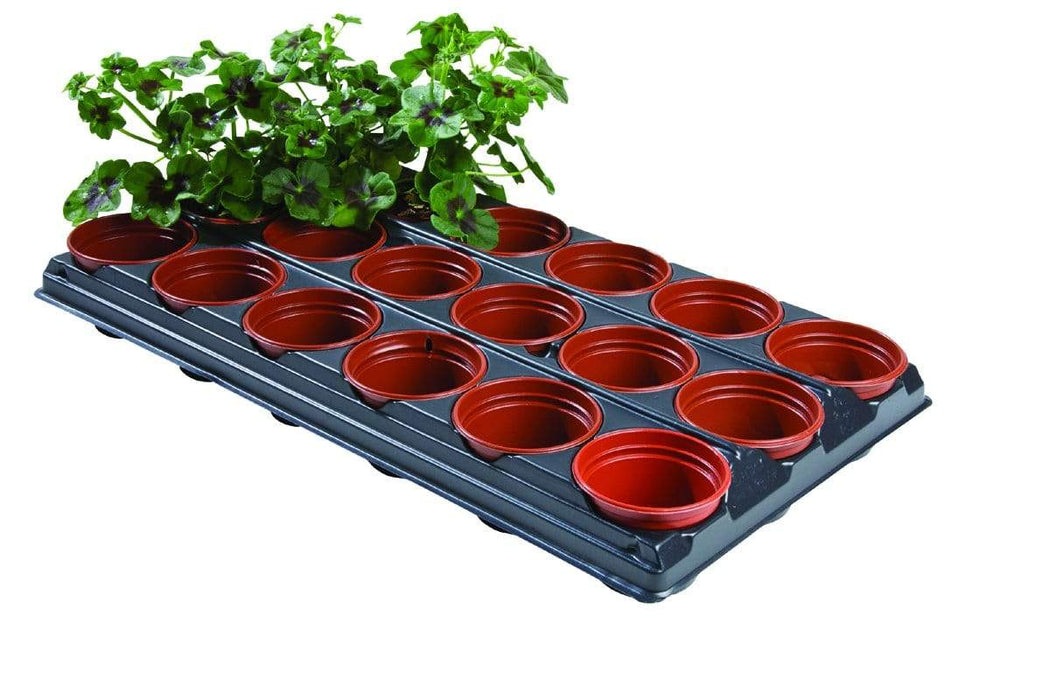 Garland Potting On Trays Garland Potting On Tray 18 X 9CM Pots
