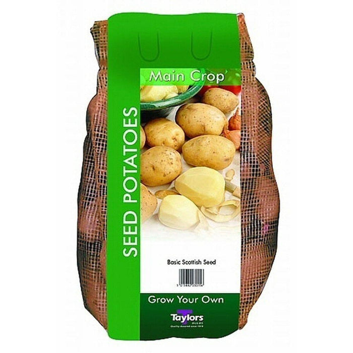 Taylors Bulbs Seed Potatoes Taylors Desiree Seed Potatoes 2kg