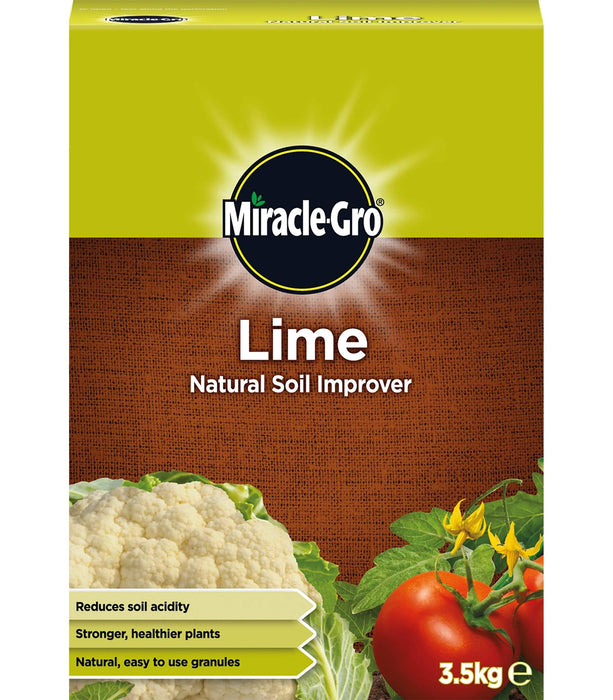 Miracle-Gro Soil Enhancement Miracle-Gro Lime 3.5 kg carton