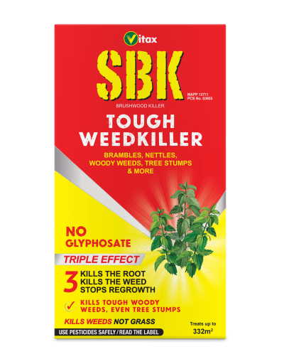SBK Weed Killer SBK Brushwood Killer Tough Weedkiller 332m2
