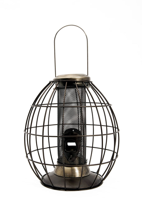 Windlebridge Garden Nursery  Henry Bell Heritage Squirrel Proof Peanut Feeder