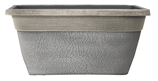 Fargro Window Box Concrete Grey Crackle Window Box 30cm