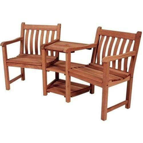 Alexander Rose Wooden Bench Alexander Rose Cornis Companion Set