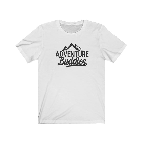 Adventure Buddies - Unisex Jersey Short Sleeve Tee - Blair's Bounty - Girl Gone Crafty