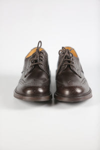 TRICKER'S - ANNE BURNISHED TR15/05/132 - ESPRESSO