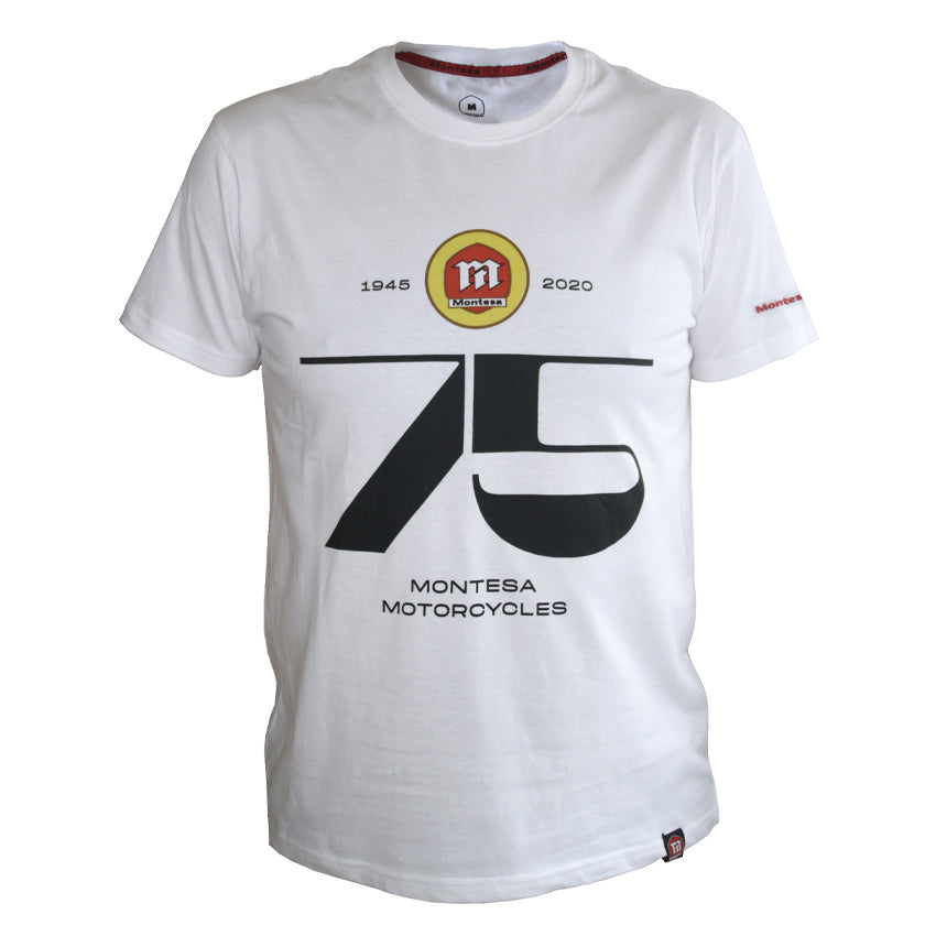 Camiseta 75th aniversario MONTESA