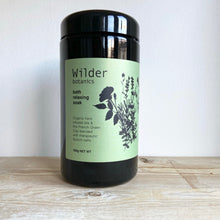 Load image into Gallery viewer, Wilder Botanics Relaxing Soak Bath Salts