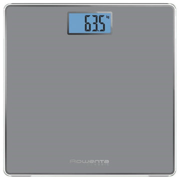 Digital Bathroom Scales Rowenta BS1500V0 CLASSIC Tempered glass Silver