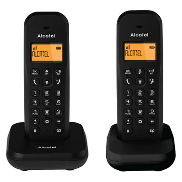 Wireless Phone Alcatel E155 DUO Black