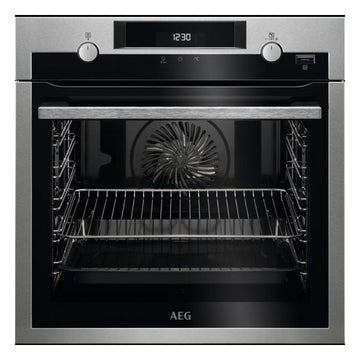 Pyrolytic Oven Aeg BPE555320M 71 L 3500W A+ Stainless steel