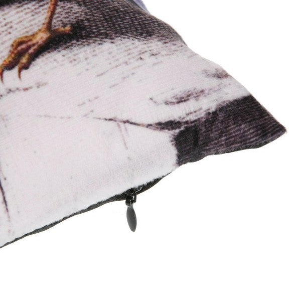 Cushion Polyester (15 x 45 x 45 cm) Birds