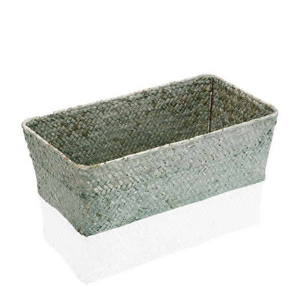 Multi-purpose basket Marine algae (16 x 10 x 30 cm)