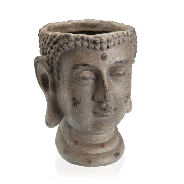 Plant pot Resin (21,5 x 27 x 23 cm) Buddha