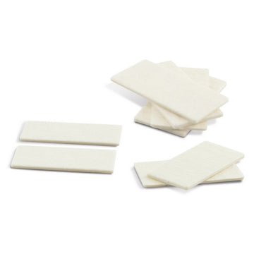 Anti-mist Strips for Sports Camera KSIX (12 pcs) White