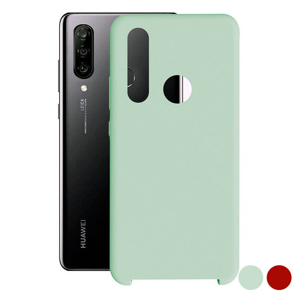 Mobile cover Huawei P30 Lite Contact TPU