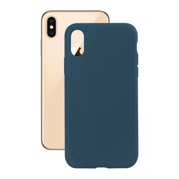 Mobile cover Iphone Xs KSIX Eco-Friendly