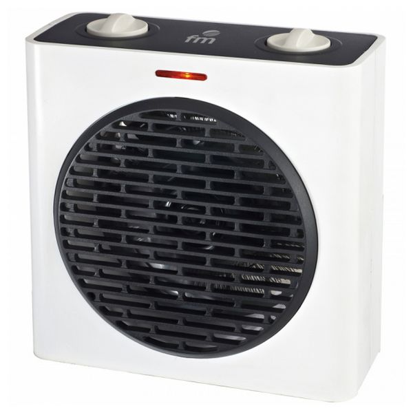 Vertical Heater Grupo FM T-20 2000W White