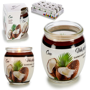 Scented Candle Coconut