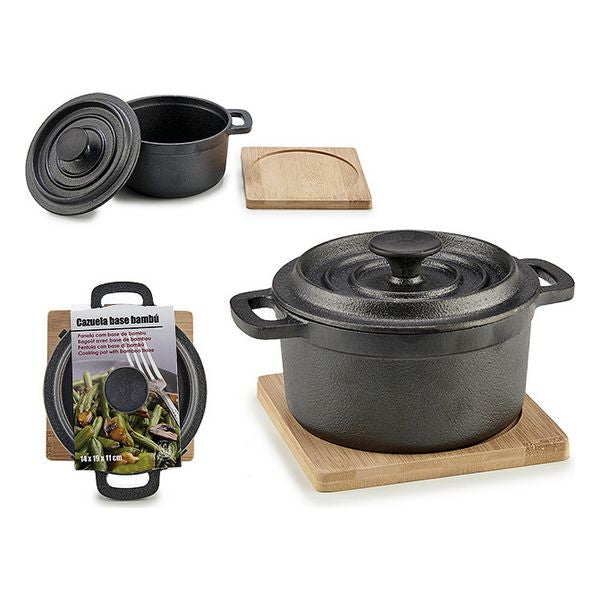 Saucepan 650 ml Forged steel (14 x 10,5 x 18,5 cm)