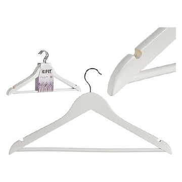 Hangers White Wood (3 Pieces)